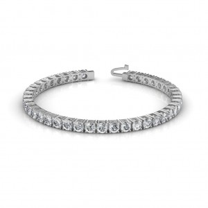 The Elegant Tennis Bracelet