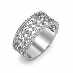 Imperial Diamond Ring