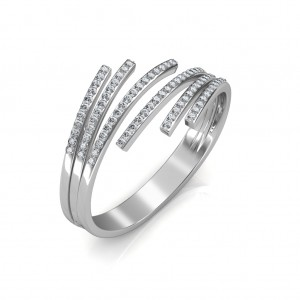 Sparkle Diamond Ring
