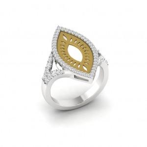 The Elegant Paisley Ring