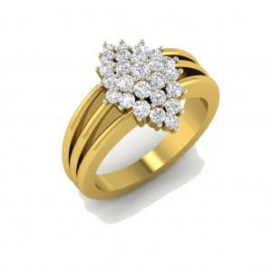 Emma Diamond Ring