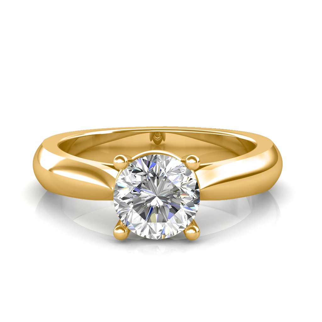 wedding ring price classic engagement ring solitaire rings at best 9975