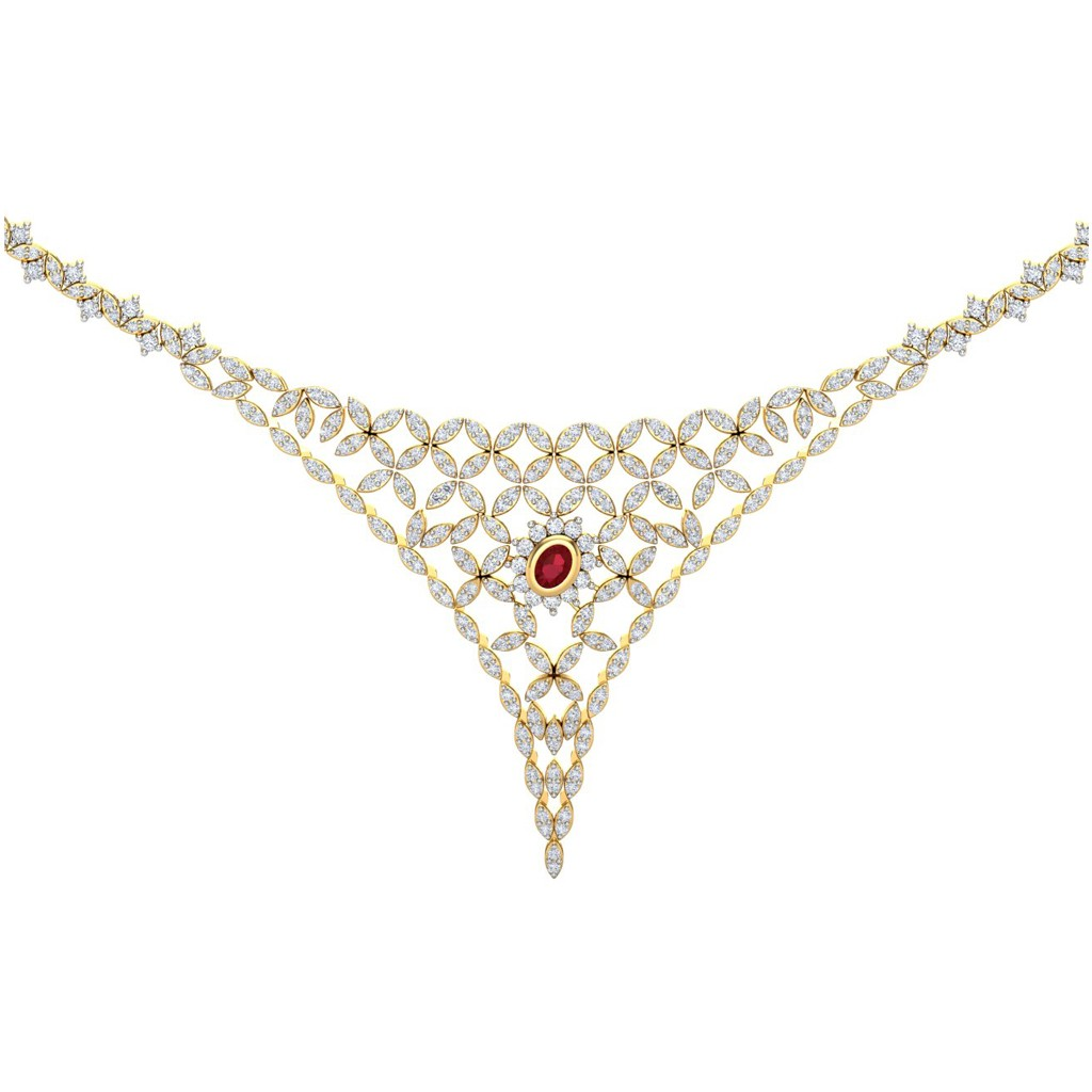 The Scarlett Necklace