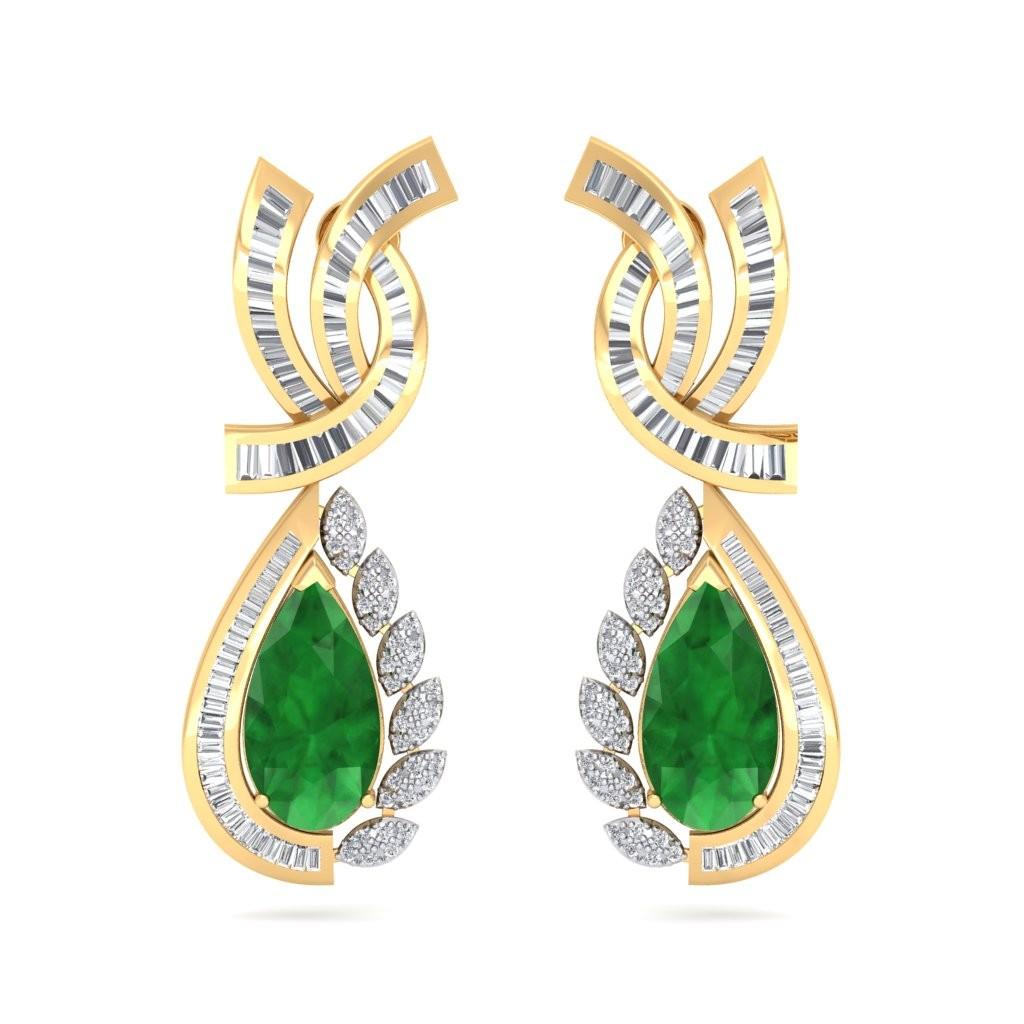 The Divyanka Earrings
