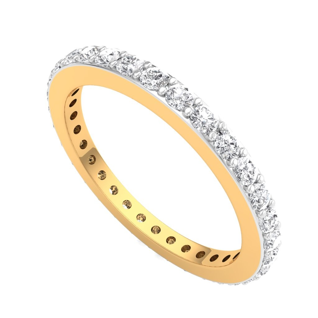 The Mellina Wedding Ring