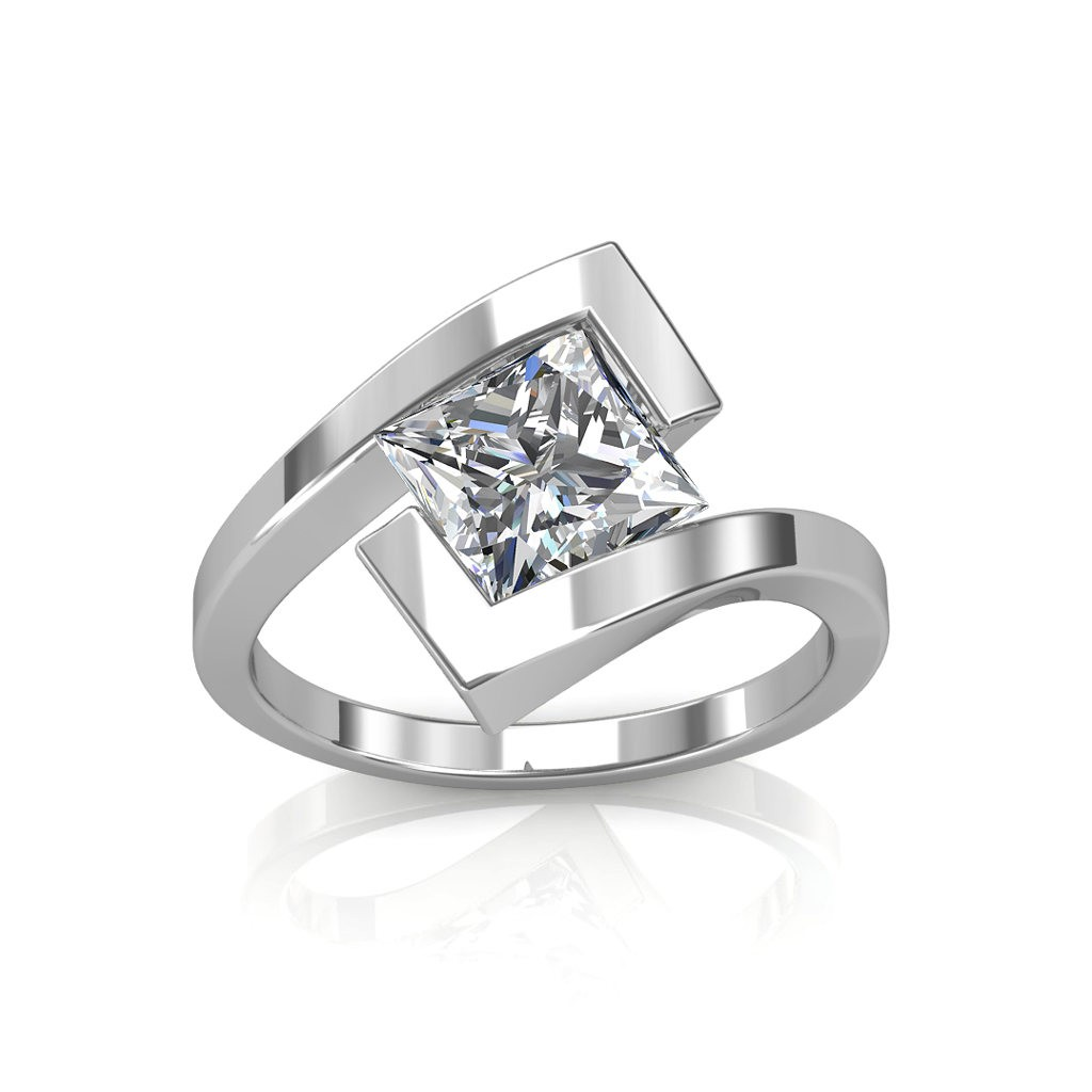 The Splendour Solitaire Ring