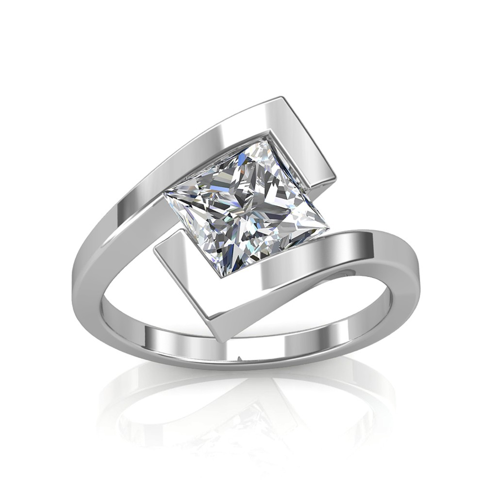 The Splendour Solitaire Ring
