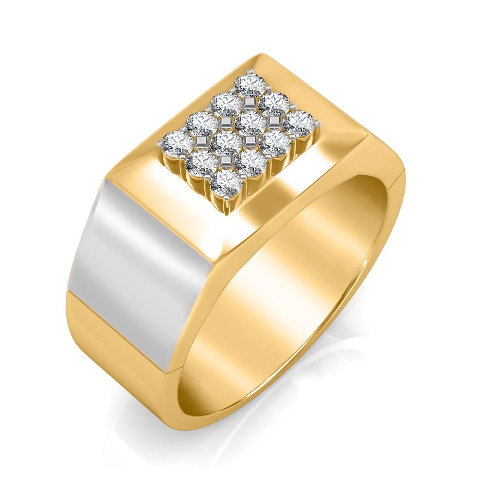 Men's Wedding Diamond Ring