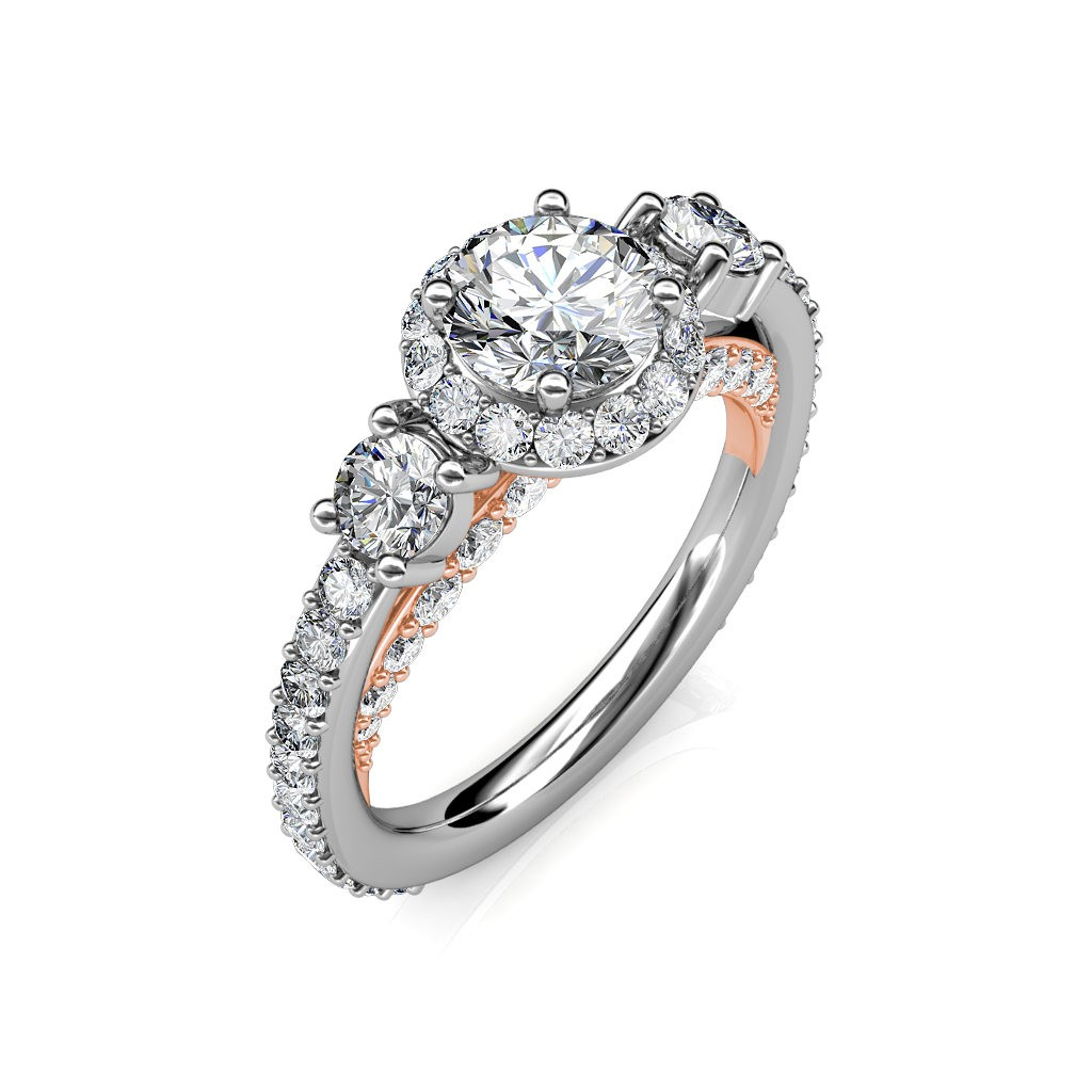 The Reeva Engagement Ring