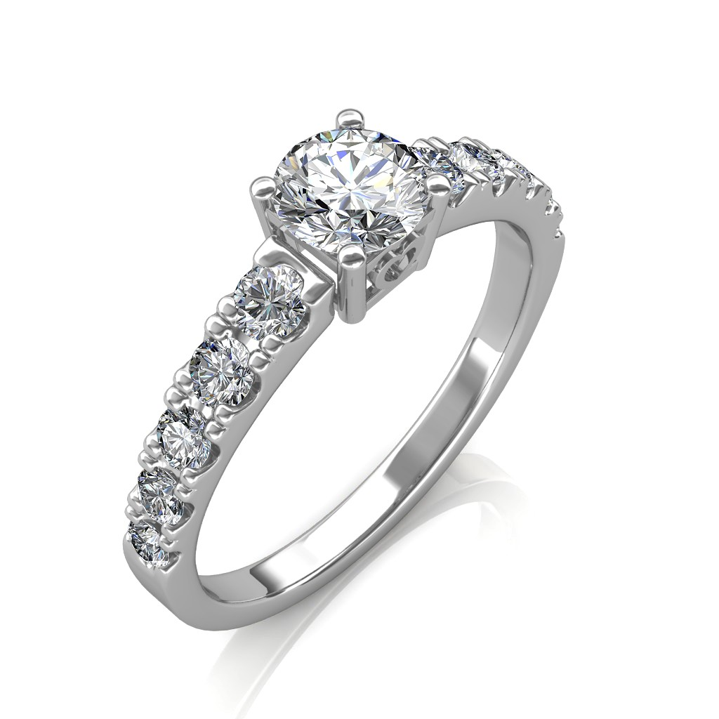 wedding ring price the true ring solitaire rings at best 9975