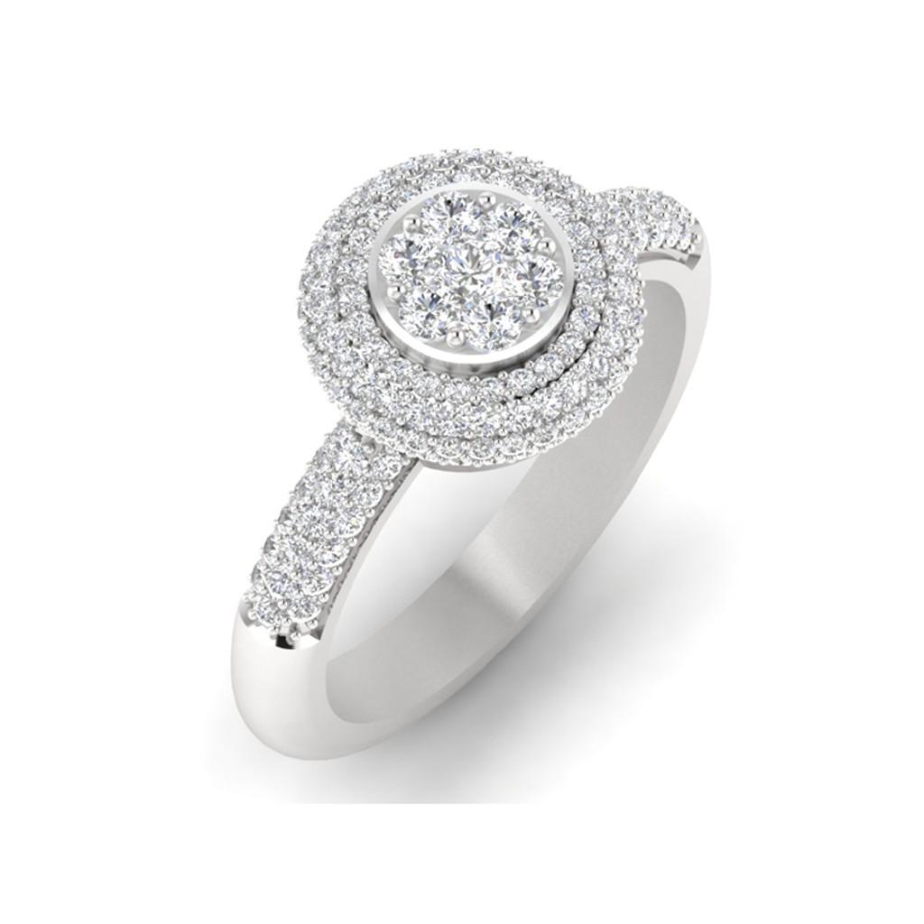 The Diamond Cer Ring