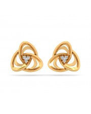 The Fiona Infinity Earrings