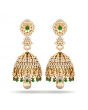The Kreeli Jhumka Earrings