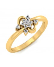 The Unique Floral Ring