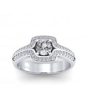 0.60 carat White Gold - Amanda Engagement Ring