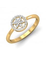 The Circular Floral Ring
