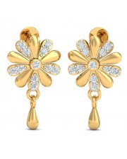 The Celine Diamond Earrings
