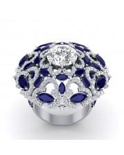 The Azure Wonder Ring