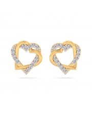 The Heart Infinity Earrings