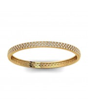 The Grace Diamond Bangle