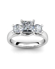 The Anna Solitaire Ring