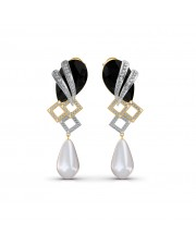 The Elegant Onyx Earrings