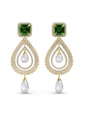The Celina Chandelier Earrings