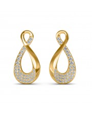 The Elsy Loop Earrings