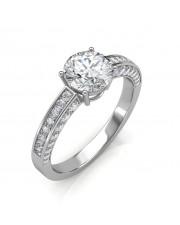 1.52 carat 18K Gold - Zest Love Engagement Ring