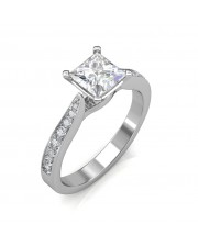 1.14 carat 18K Gold - Ayesha Engagement Ring