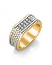 The Aaron Ring for Him