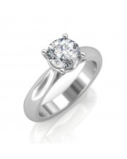 0.30 carat 18K Gold - Classic Engagement Ring