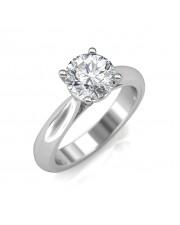0.70 carat Platinum - Classic Engagement Ring