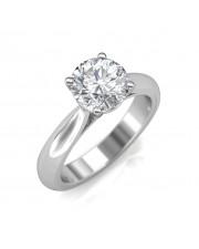 1.00 carat Platinum - Classic Engagement Ring