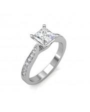 0.44 carat 18K Gold - Ayesha Engagement Ring