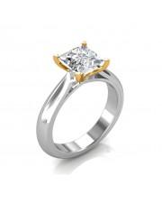 0.30 carat 18K Gold - Serenity Engagement Ring