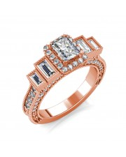 The Nitika Engagement Ring