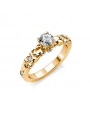 The Supriya Engagement Ring