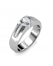 The Leonard Ring For Him