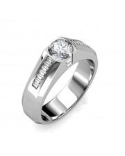 The Leonard Ring For Him