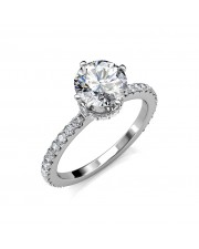 The Meera Engagement Ring