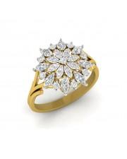 The Lisa Starburst Ring