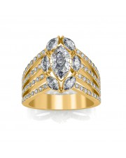 The Atlantis Solitaire Ring