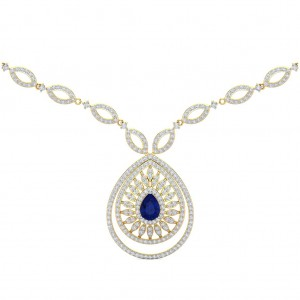 The Belinda Diamond Necklace