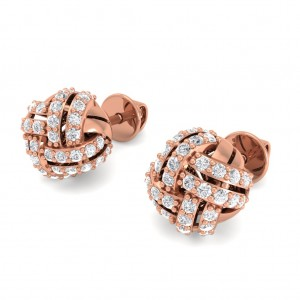 The Mirrah Diamond Earrings