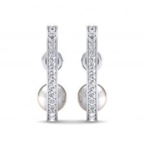 The Ishani Diamond Earrings