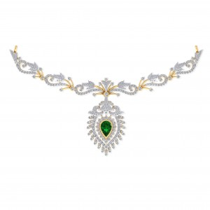 The Jerzie Diamond Necklace