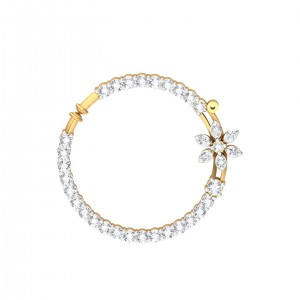 The Toriana Nose Ring - 0.49 carat