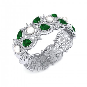 The Meena Diamond Bracelet