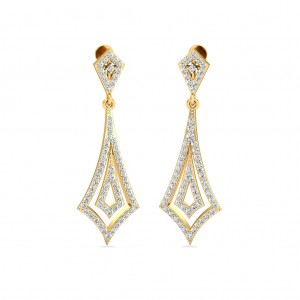 The Radiant Chandelier Earrings